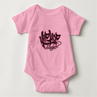 Hip Hop Babe® for your little ones Baby Bodysuit