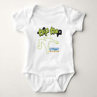 Hip Hop Baby Bodysuit