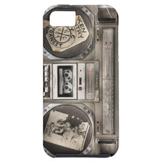 Hip Hop Boom Box iPhone 5 Case