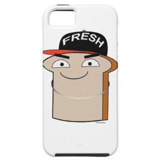 Hip Hop Bread iPhone 5 Cases