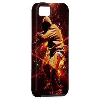 Hip-Hop breakdancer iPhone 5 Covers