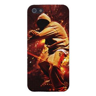 hip-hop breakdancer case for iPhone 5