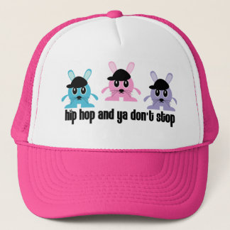 Hip Hop Bunnies Hat