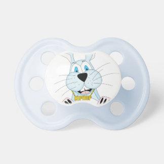 Hip Hop Bunny Rabbit Dummy/Pacifier Pacifier