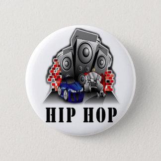Hip Hop Button