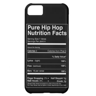 Hip Hop iPhone 5C Cover