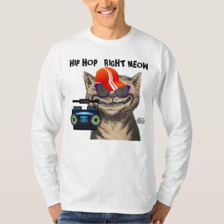 HIP HOP CAT T-shirts