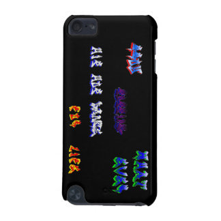 Hip Hop Dance Graffiti Case iPod Touch 5G Covers