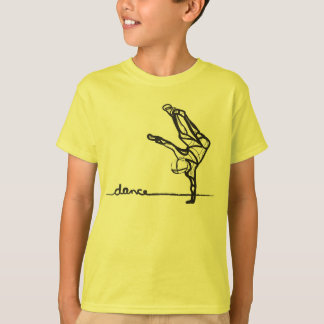 Hip Hop Dance Tee