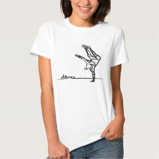 Hip Hop Dance Tee (Fitted)
