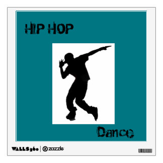 Hip Hop Dance Wall decal