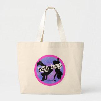 HIP HOP Dancer Jumbo Tote Bag