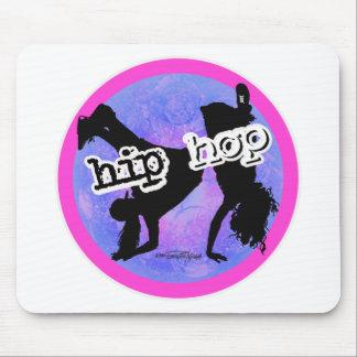 HIP HOP Dancer Mouse Pad