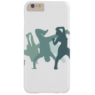 Hip Hop Dancers Illustration Barely There iPhone 6 Plus Case