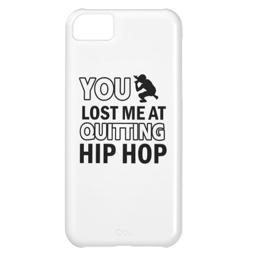 Hip Hop designs Cover For iPhone 5C