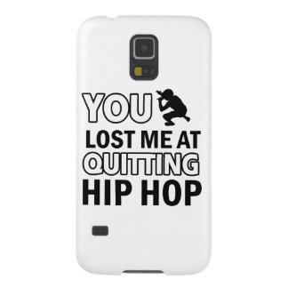 Hip Hop designs Galaxy S5 Cases