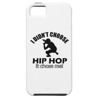 Hip Hop designs Case For The iPhone 5