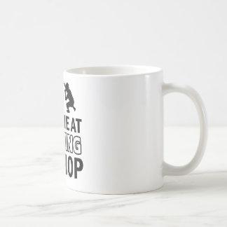 Hip Hop designs Classic White Coffee Mug