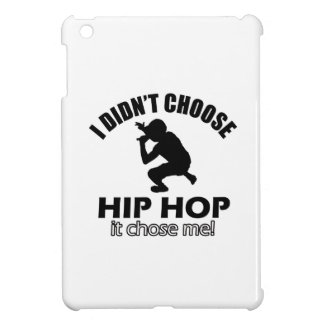 Hip Hop designs Cover For The iPad Mini