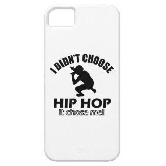 Hip Hop designs iPhone 5 Covers