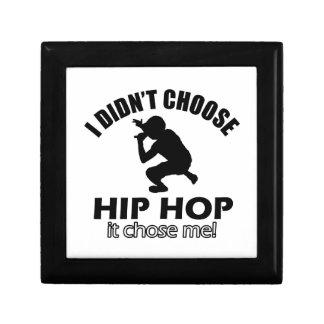 Hip Hop designs Trinket Boxes