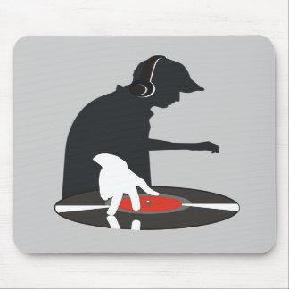 hip hop DJ Mousepad