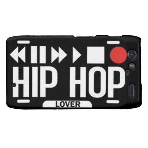 Hip Hop - Droid RAZR Case