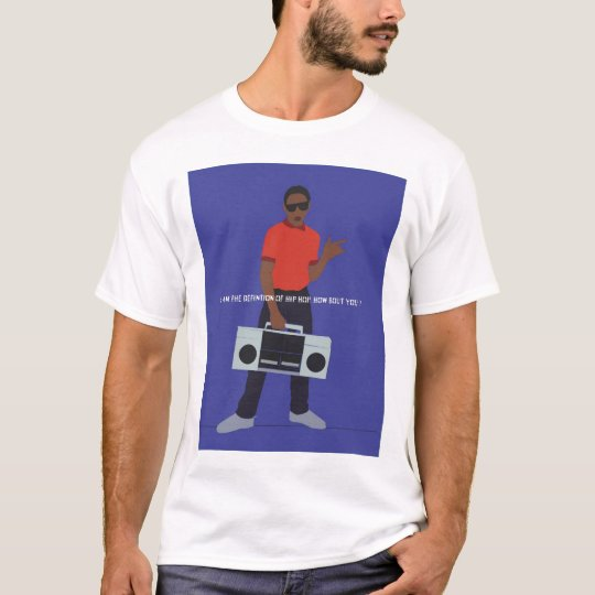 HIP_HOP_FILES_LIL_CRAZY_LEGS_rA1980-083 T-Shirt
