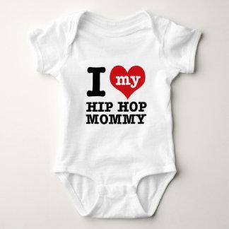 Hip Hop Girlfriend Baby Bodysuit