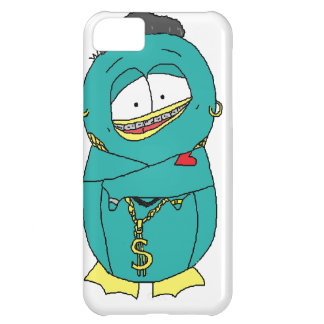 Hip Hop Gito the Penguin iPhone 5C Covers