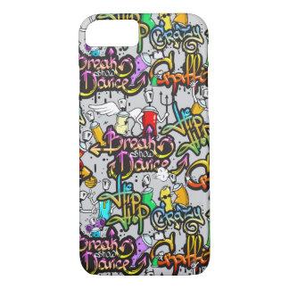 Hip Hop Graffiti phone cases
