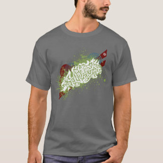 Hip-Hop Graffiti T-Shirt