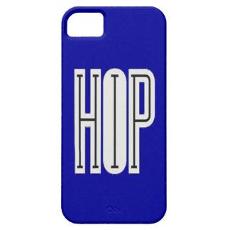Hip Hop iPhone 5 Case (blue)