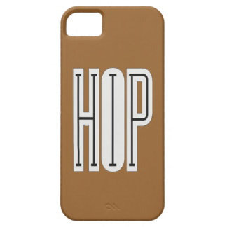 Hip Hop iPhone 5 Case (brown)