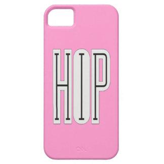 Hip Hop iPhone 5 Case (pink)