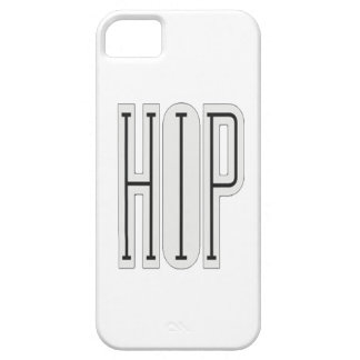 Hip Hop iPhone 5 Case (white)