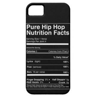 Hip Hop iPhone 5 Cover