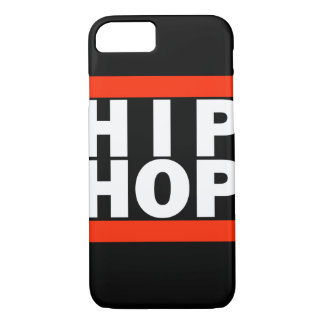 HIP HOP iPhone 7 cover