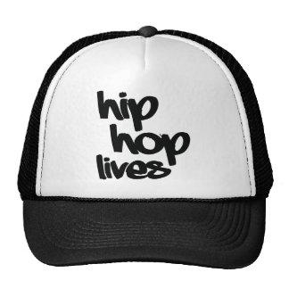 Hip Hop Lives Trucker Hat
