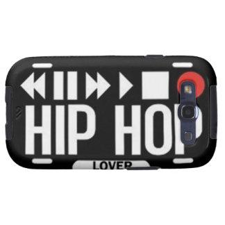 Hip Hop Lover - Samsung Galaxy S3 Vibe Case Samsung Galaxy SIII Cases
