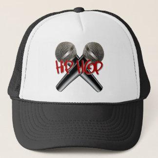 Hip Hop - mc rap dj rap turntable mic graffiti r&b Trucker Hat