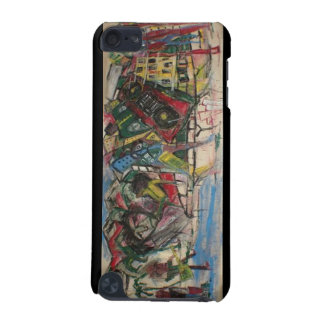 HIP HOP MURAL iPod TOUCH (5TH GENERATION) COVER