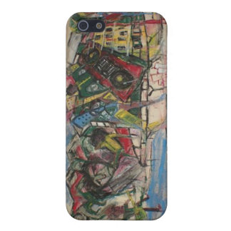 HIP HOP MURAL COVER FOR iPhone 5/5S