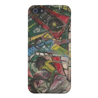 HIP HOP MURAL iPhone 5 COVER