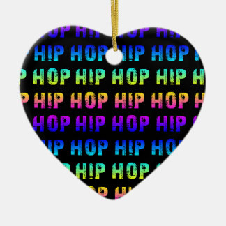 HIP HOP ornament