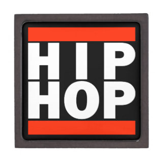 HIP HOP! PREMIUM JEWELRY BOX
