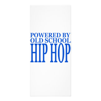 HIP HOP RACK CARD