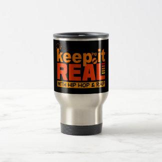 HIP HOP & RAP custom mug - choose style & color