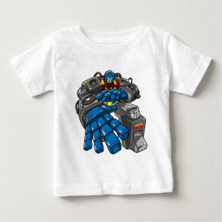 Hip Hop Robot Baby T-Shirt