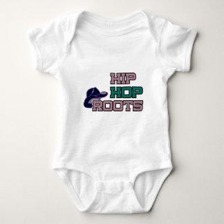 Hip Hop Roots Baby Bodysuit